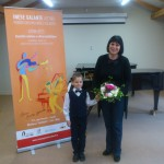 inese galante ventspils 2014